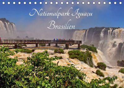 Nationalpark Iguaçu Brasilien (Tischkalender 2019 DIN A5 quer), M. Polok
