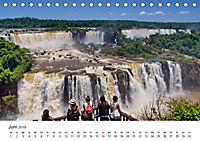 Nationalpark Iguaçu Brasilien (Tischkalender 2019 DIN A5 quer) - Produktdetailbild 6