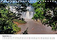Nationalpark Iguaçu Brasilien (Tischkalender 2019 DIN A5 quer) - Produktdetailbild 9