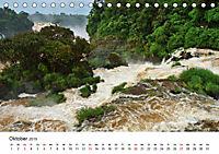 Nationalpark Iguaçu Brasilien (Tischkalender 2019 DIN A5 quer) - Produktdetailbild 10