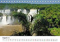 Nationalpark Iguaçu Brasilien (Tischkalender 2019 DIN A5 quer) - Produktdetailbild 8