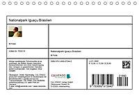 Nationalpark Iguaçu Brasilien (Tischkalender 2019 DIN A5 quer) - Produktdetailbild 13