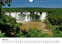 Nationalpark Iguaçu Brasilien (Wandkalender 2019 DIN A4 quer) - Produktdetailbild 4