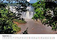 Nationalpark Iguaçu Brasilien (Wandkalender 2019 DIN A4 quer) - Produktdetailbild 9