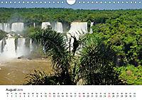 Nationalpark Iguaçu Brasilien (Wandkalender 2019 DIN A4 quer) - Produktdetailbild 8