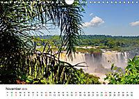 Nationalpark Iguaçu Brasilien (Wandkalender 2019 DIN A4 quer) - Produktdetailbild 11