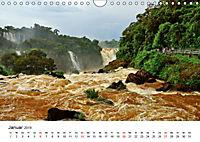 Nationalpark Iguaçu Brasilien (Wandkalender 2019 DIN A4 quer) - Produktdetailbild 1