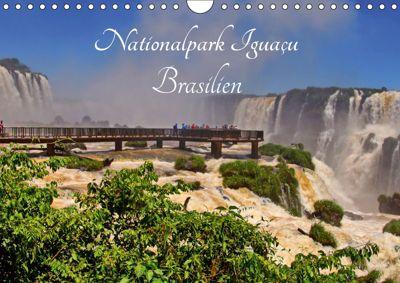 Nationalpark Iguaçu Brasilien (Wandkalender 2019 DIN A4 quer), M. Polok