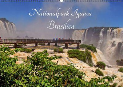 Nationalpark Iguaçu Brasilien (Wandkalender 2019 DIN A2 quer), M. Polok