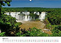 Nationalpark Iguaçu Brasilien (Wandkalender 2019 DIN A2 quer) - Produktdetailbild 4