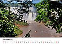 Nationalpark Iguaçu Brasilien (Wandkalender 2019 DIN A2 quer) - Produktdetailbild 9