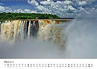 Nationalpark Iguazú Argentinien (Wandkalender 2019 DIN A2 quer) - Produktdetailbild 3