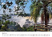 Nationalpark Iguazú Argentinien (Wandkalender 2019 DIN A2 quer) - Produktdetailbild 4