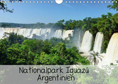 Nationalpark Iguazú Argentinien (Wandkalender 2019 DIN A4 quer), M. Polok