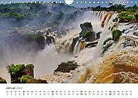 Nationalpark Iguazú Argentinien (Wandkalender 2019 DIN A4 quer) - Produktdetailbild 1