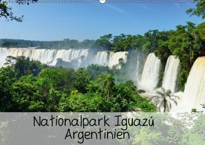 Nationalpark Iguazú Argentinien (Wandkalender 2019 DIN A2 quer), M. Polok
