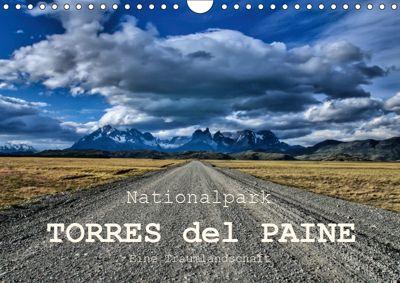 Nationalpark Torres del Paine, eine Traumlandschaft (Wandkalender 2019 DIN A4 quer), Antonio Spiller