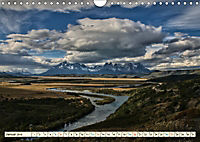 Nationalpark Torres del Paine, eine Traumlandschaft (Wandkalender 2019 DIN A4 quer) - Produktdetailbild 1