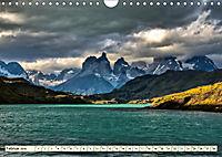 Nationalpark Torres del Paine, eine Traumlandschaft (Wandkalender 2019 DIN A4 quer) - Produktdetailbild 2