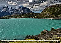 Nationalpark Torres del Paine, eine Traumlandschaft (Wandkalender 2019 DIN A4 quer) - Produktdetailbild 9