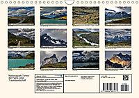 Nationalpark Torres del Paine, eine Traumlandschaft (Wandkalender 2019 DIN A4 quer) - Produktdetailbild 13