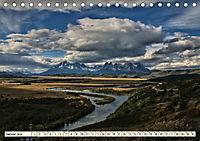 Nationalpark Torres del Paine, eine Traumlandschaft (Tischkalender 2019 DIN A5 quer) - Produktdetailbild 1