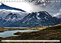 Nationalpark Torres del Paine, eine Traumlandschaft (Tischkalender 2019 DIN A5 quer) - Produktdetailbild 4