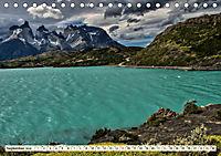 Nationalpark Torres del Paine, eine Traumlandschaft (Tischkalender 2019 DIN A5 quer) - Produktdetailbild 9