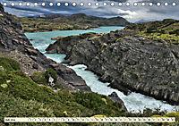Nationalpark Torres del Paine, eine Traumlandschaft (Tischkalender 2019 DIN A5 quer) - Produktdetailbild 7