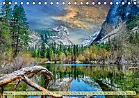Nationalparks der USA - atemberaubend schön (Tischkalender 2019 DIN A5 quer) - Produktdetailbild 5