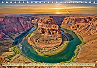 Nationalparks der USA - atemberaubend schön (Tischkalender 2019 DIN A5 quer) - Produktdetailbild 11