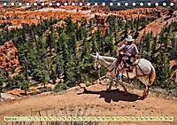 Nationalparks der USA - atemberaubend schön (Tischkalender 2019 DIN A5 quer) - Produktdetailbild 4