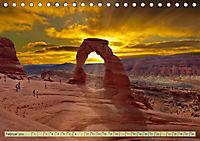 Nationalparks der USA - atemberaubend schön (Tischkalender 2019 DIN A5 quer) - Produktdetailbild 2