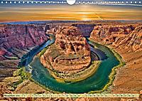 Nationalparks der USA - atemberaubend schön (Wandkalender 2019 DIN A4 quer) - Produktdetailbild 11