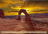Nationalparks der USA - atemberaubend schön (Wandkalender 2019 DIN A2 quer) - Produktdetailbild 2