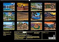 Nationalparks der USA - atemberaubend schön (Wandkalender 2019 DIN A2 quer) - Produktdetailbild 13