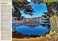 Nationalparks in den USA - wunderschön und einmalig (Wandkalender 2019 DIN A4 quer) - Produktdetailbild 1