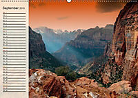 Nationalparks in den USA - wunderschön und einmalig (Wandkalender 2019 DIN A2 quer) - Produktdetailbild 9