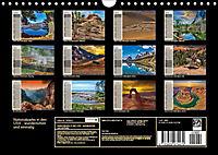 Nationalparks in den USA - wunderschön und einmalig (Wandkalender 2019 DIN A4 quer) - Produktdetailbild 13