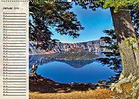 Nationalparks in den USA - wunderschön und einmalig (Wandkalender 2019 DIN A2 quer) - Produktdetailbild 1