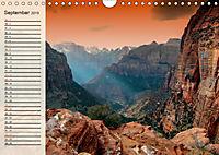 Nationalparks in den USA - wunderschön und einmalig (Wandkalender 2019 DIN A4 quer) - Produktdetailbild 9