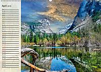 Nationalparks in den USA - wunderschön und einmalig (Wandkalender 2019 DIN A2 quer) - Produktdetailbild 4