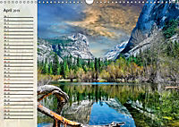 Nationalparks in den USA - wunderschön und einmalig (Wandkalender 2019 DIN A3 quer) - Produktdetailbild 4