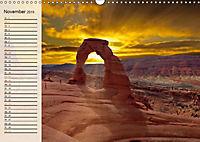 Nationalparks in den USA - wunderschön und einmalig (Wandkalender 2019 DIN A3 quer) - Produktdetailbild 11