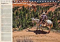 Nationalparks in den USA - wunderschön und einmalig (Tischkalender 2019 DIN A5 quer) - Produktdetailbild 8
