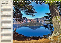 Nationalparks in den USA - wunderschön und einmalig (Tischkalender 2019 DIN A5 quer) - Produktdetailbild 1
