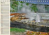 Nationalparks in den USA - wunderschön und einmalig (Tischkalender 2019 DIN A5 quer) - Produktdetailbild 5