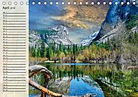 Nationalparks in den USA - wunderschön und einmalig (Tischkalender 2019 DIN A5 quer) - Produktdetailbild 4