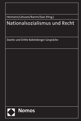 Nationalsozialismus und Recht