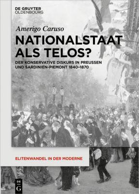 Nationalstaat als Telos?, Amerigo Caruso